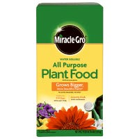 Miracle-Gro Plant Food, All-Purpose, 24-8-16 Formula, 4-Lbs.