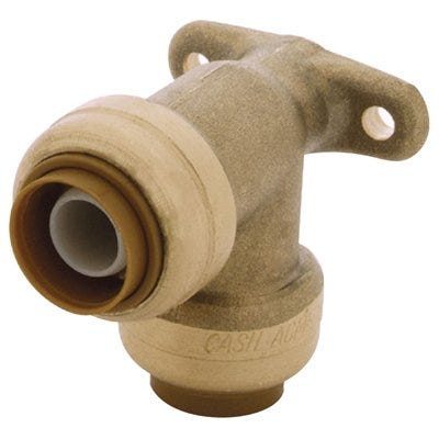 1/2 x 1/2-In. Drop Ear Pipe Elbow, Lead-Free