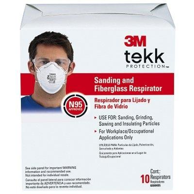 Image of Sanding & Fiberglass Respirator, 10-Pk.