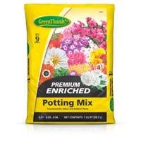 Premium Potting Soil, 1-Cu. Ft.