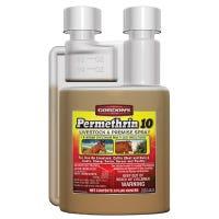 Permethrin 10 Livestock & Premise Insecticide Spray, Concentrate, 8-oz.