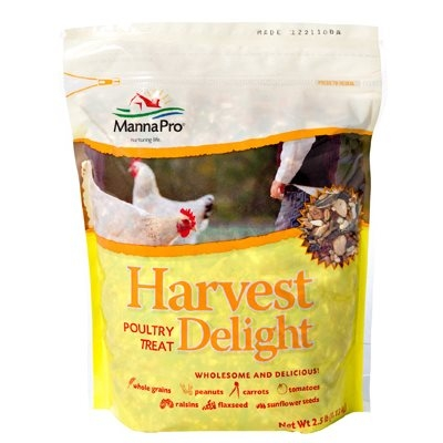 Image of Harvest Delight Poultry Treat, 2-1/2-Lbs.