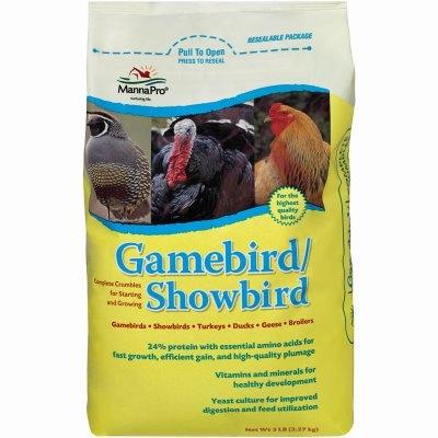 Image of Gamebird & Showbird Feed, 5-Lbs.