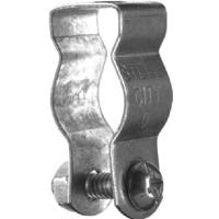 Conduit Hanger With Bolt & Nut, 3/4-In., 5-Pk.