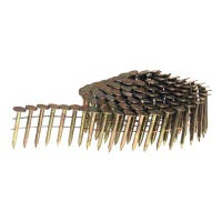 Coiled Roofing Nails, 1-In. x .120, 7200-Ct.