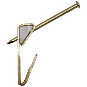 Image of Conventional Hook, 20-Lb., 6-Pk.