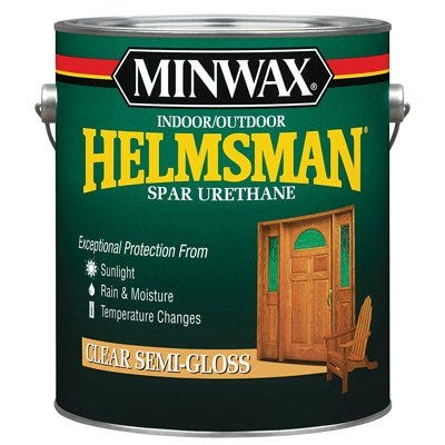 Helmsman Spar Urethane, Semi-Gloss, 1-Gallon