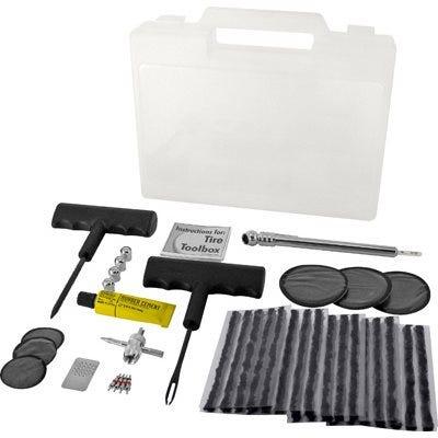 Tire Repair Tool Box, 47-Pc.