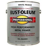 Professional Metal Primer, White, 1-Gallon