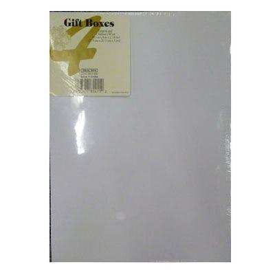 Gift Box, Lingerie Size, 4-Pk.