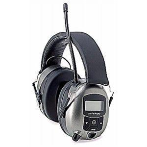 Digital Radio & Hearing Protector Safety Earphones, MP3/AM/FM