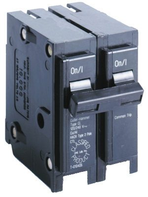 Image of Double-Pole UL-Classified Replacement Circuit Breaker, 30A, 240 Volt