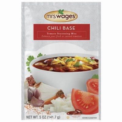 Chili Base Tomato  & Canning Mix, 5-oz.