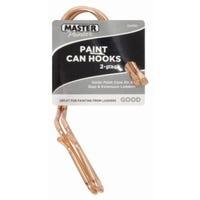 Paint Pail Hook, 2-Pk.