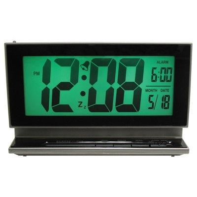 Image of LCD Smartlite Alarm Clock