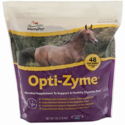 Image of Opti-Zyme Digestive Supplement For Horses, 3-Lbs.