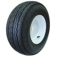 Tire & Wheel Assembly, 6-Ply, 5-Hole, 18.5 x 8.5-8-In.