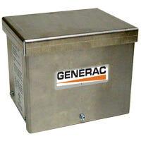 Generator Power Inlet Box, Aluminum, 30A