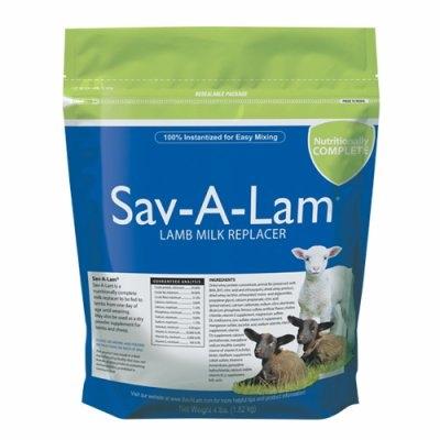 Image of Lamb/Sheep Milk Replacer, 4-Lbs.