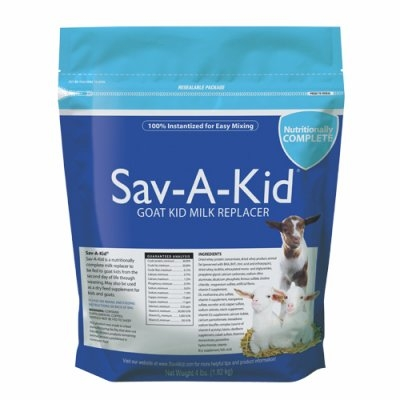 Image of Goat Kids Milk Replacer, 4-Lbs.