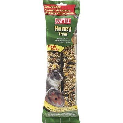 Hamster/Gerbil Treats, Honey Stick, 8-oz.