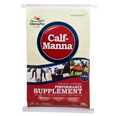 Image of 25-Lb. Calf-Manna Supplement