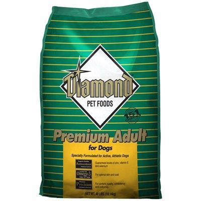 Image of Dog Food, Adult Formula, 40-Lbs. Bag