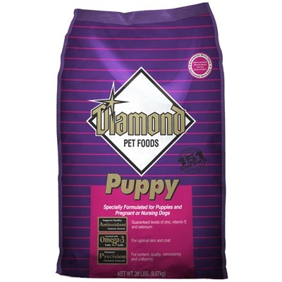 Image of Dog Food, Puppy, Chicken/Rice, 20-Lbs.
