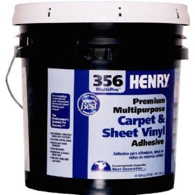 356 Multi-Purpose Flooring Adhesive, 4-Gals.