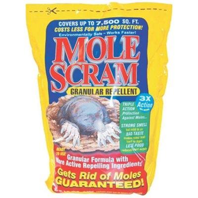 Image of Mole Scram Granular Repellent, 10-Lbs.