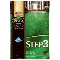 Lawn Pro Step 3 Summer Lawn Fertilizer, 32-0-4, Covers 15,000 Sq. Ft.