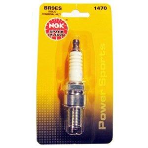 Spark Plug, Power Sports, Solid Terminal, BR9ES
