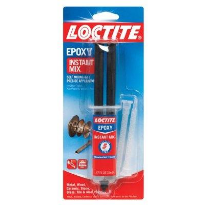 Image of Instant Mix Epoxy 5 Minute Syringe 0.47 oz.