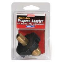 RV Propane Gas Plug Adapter