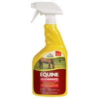 Equine Fly &Mosquito Spray, Ready-to-Use, 1-Qt.