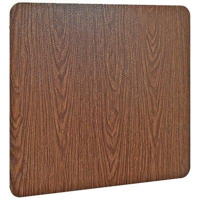 Thermal Stove/Wall Board, Floor Protector, Woodgrain, 36 x 52-In.