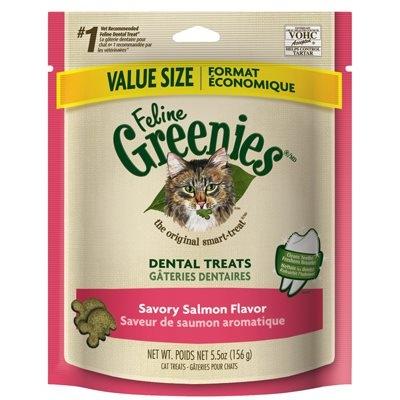 Image of Cat Dental Treats, Salmon, 5.5-oz