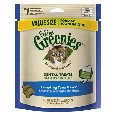 Image of Cat Dental Treats, Tuna, 5.5-oz