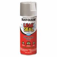 LeakSeal Spray Coating, Aluminum, 12-oz.