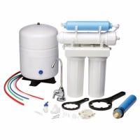 Undersink Reverse Osmosis Water Filter System
