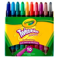 Twistable Crayons, 10-Ct.