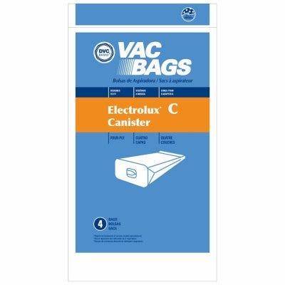 Vacuum Cleaner Bags, C-Style, 3-Pk.