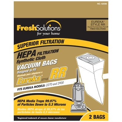 Image of Vacuum Cleaner Bags, RR Style, 2-Pk.