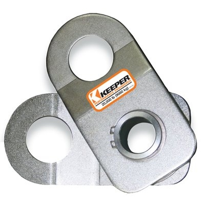 Image of Pulley Block Assembly For Keeper 7500 & 9500 Winch Models