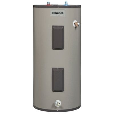 Short Electric Water Heater, 6,000-Watts, 50-Gallons