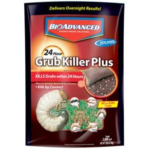 BioAdvanced 24-Hour Grub Control With Dylox, 20-Lbs., Covers 10,000-Sq. Ft.