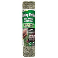 18-In. x 50-Ft. Poultry Netting
