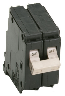 Image of Circuit Breaker, Double Pole, 40A