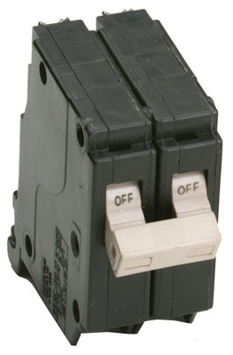 Image of Circuit Breaker, Double Pole, 50A