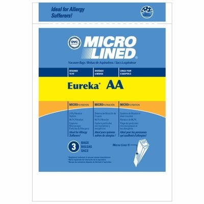 Image of Vacuum Cleaner Bags, AA Style, 3-Pk.